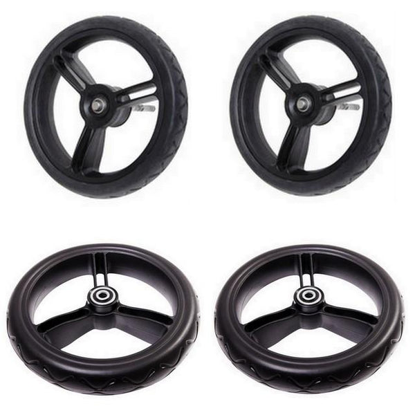 "Mountain Buggy Duet 10"" Aerotect Wheels Set (4)"