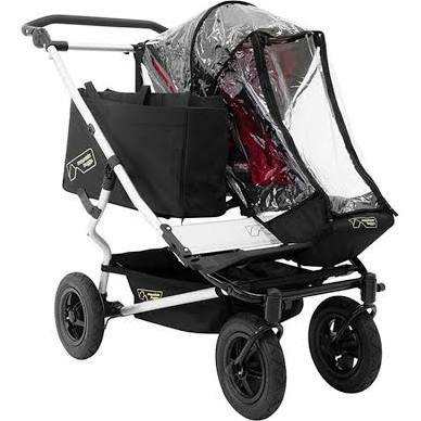Mountain Buggy Duet Single Stroller Storm Cover