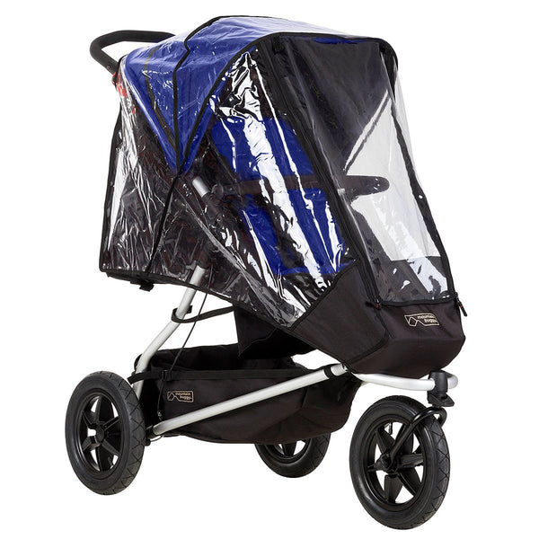 Mountain Buggy +One Stroller Storm Cover