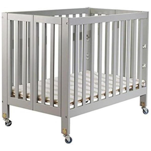 Big Oshi Sarah (Flat) 3 Level Mini Portable Crib + Free 3
