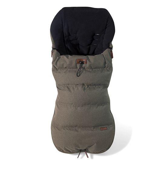 Silver Cross Wave Footmuff