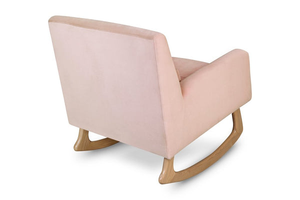 Nursery Works Sleepytime Rocker in Velvet