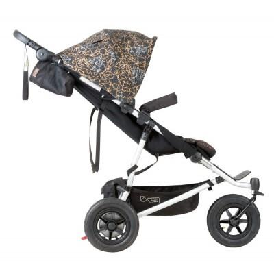 Mountain Buggy Duet V3 as a Single Stroller - Mega Babies