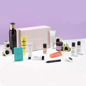 Woman&Home x Powder Limited Edition Beauty Drawer