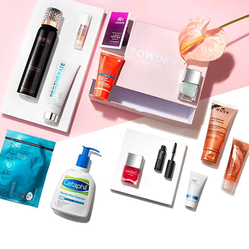 Summer Edition Beauty Box