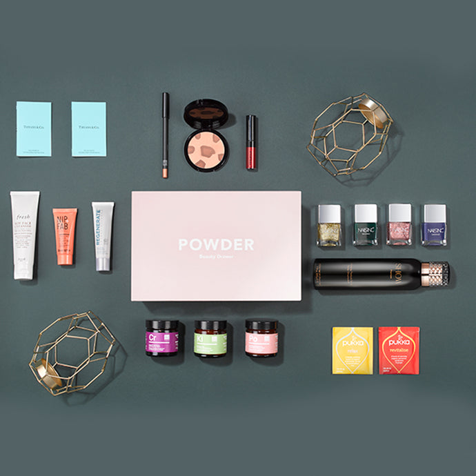 Winter Edition Beauty Box