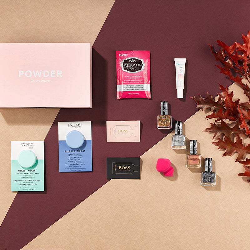 Pamper Beauty Box