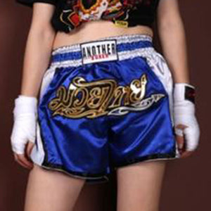 Muay Thai Shorts - Another Boxer - Unisex 007 - Soldier Complex