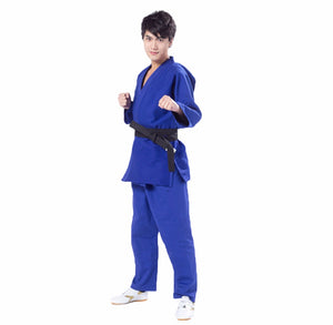 Unisex Judo/BJJ Gi - Kids Sizes Available - Soldier Complex