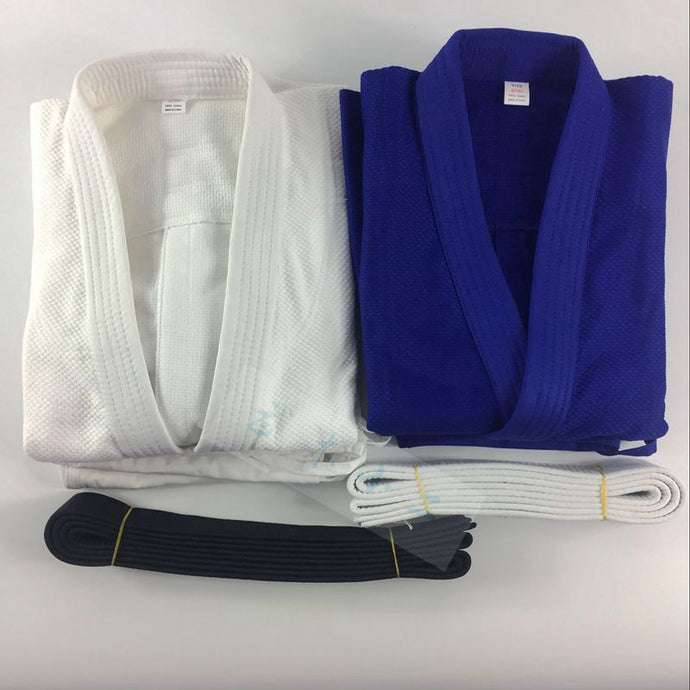 Unisex Libo Judo/BJJ Gi - Kids Sizes Available - Soldier Complex