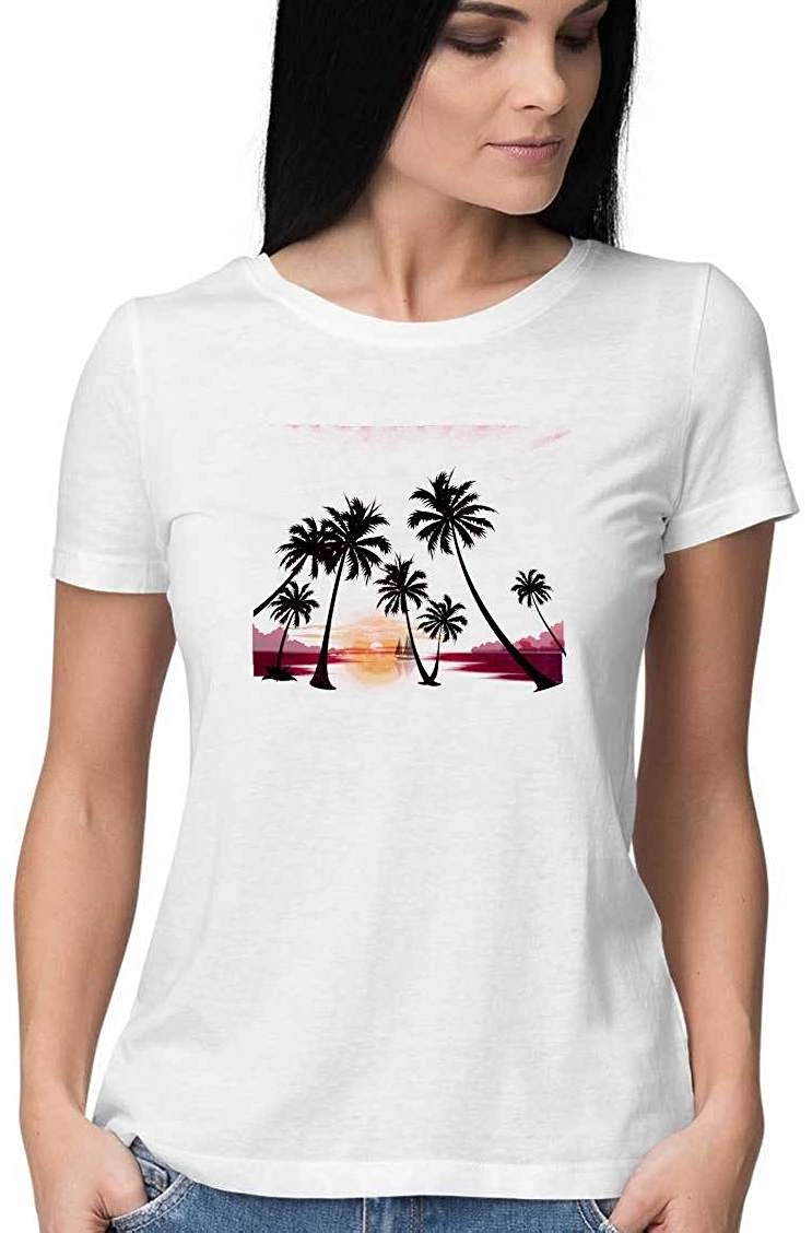 Beach Holiday T Shirt
