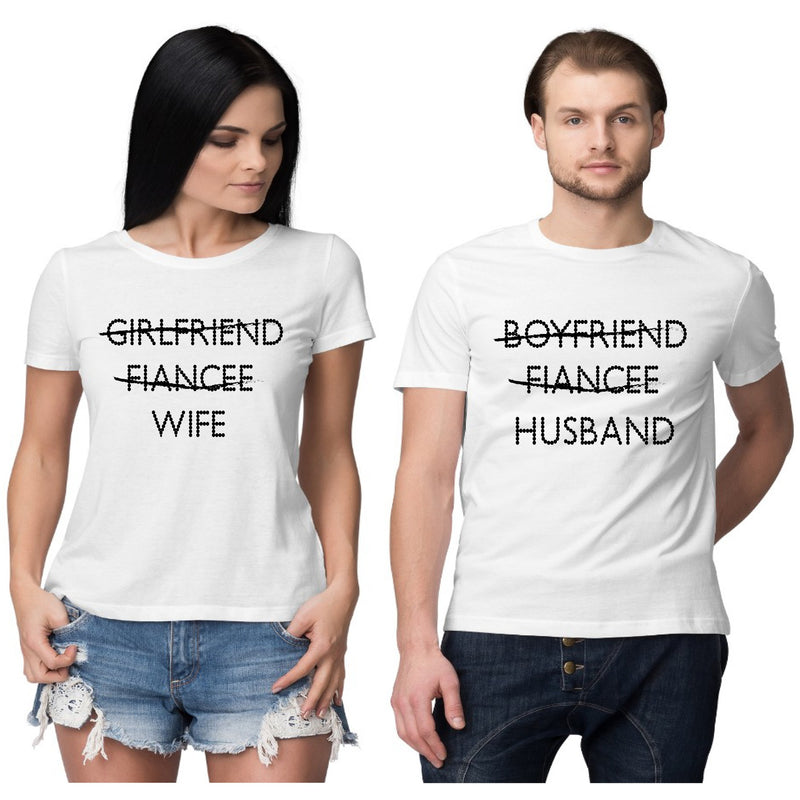 Love Journey Couple T shirt