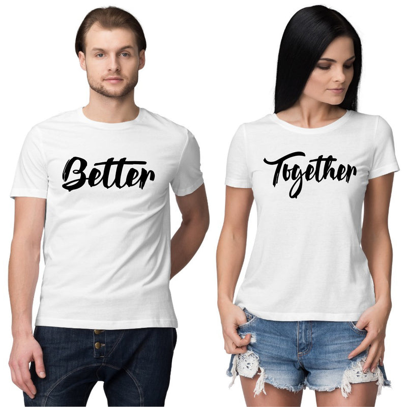 Together Together Couple T shirt