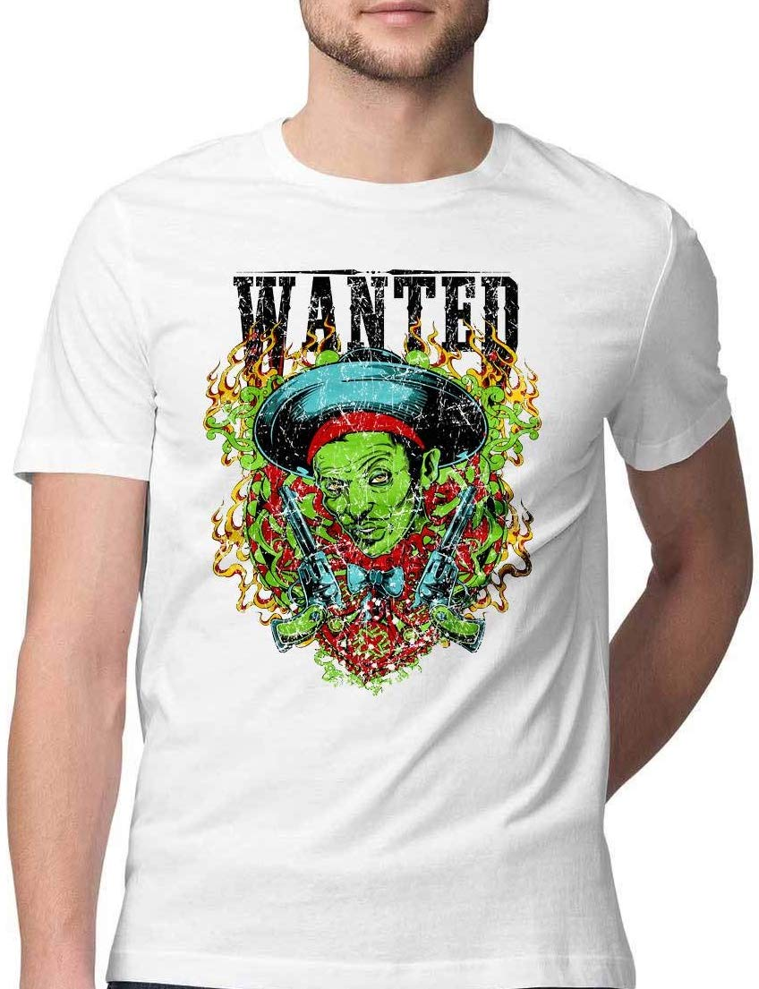 Wanted T Shirt