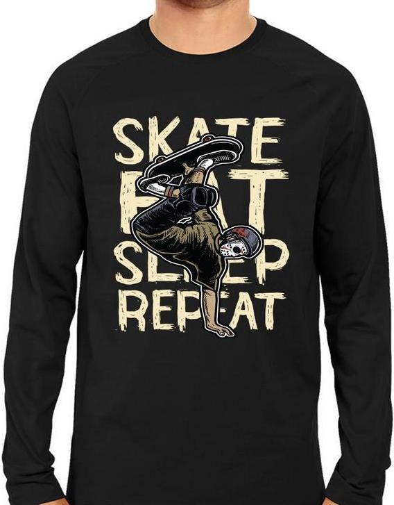 Skate Eat Sleep Repeat