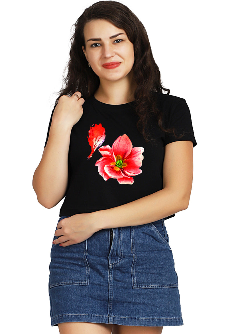 Virginitas Crop TOP