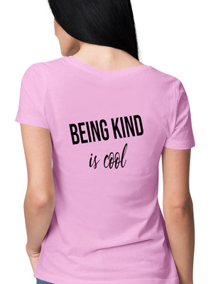 Being Kind Is Cool Back Print