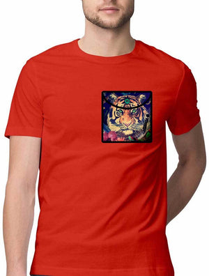 WILD TIGER VIRTUAL POCKET T SHIRT
