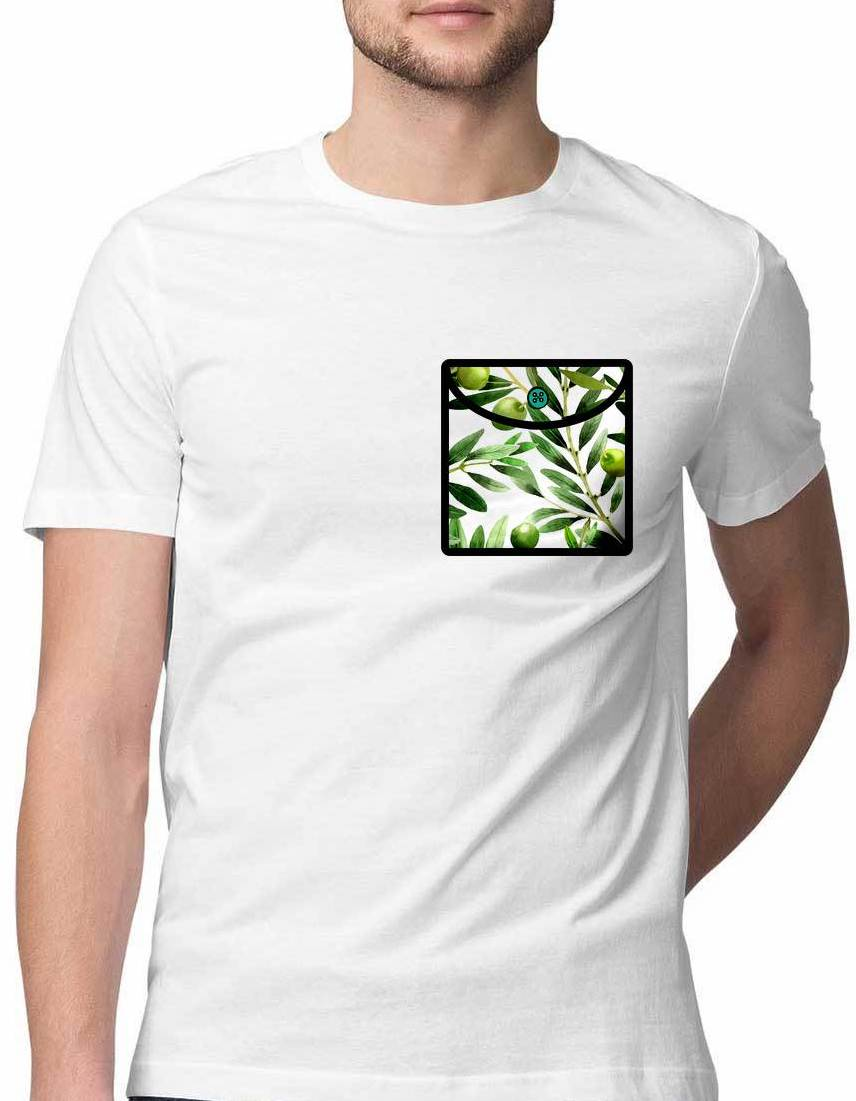 VIRIDITATIS VIRTUAL POCKET T SHIRT