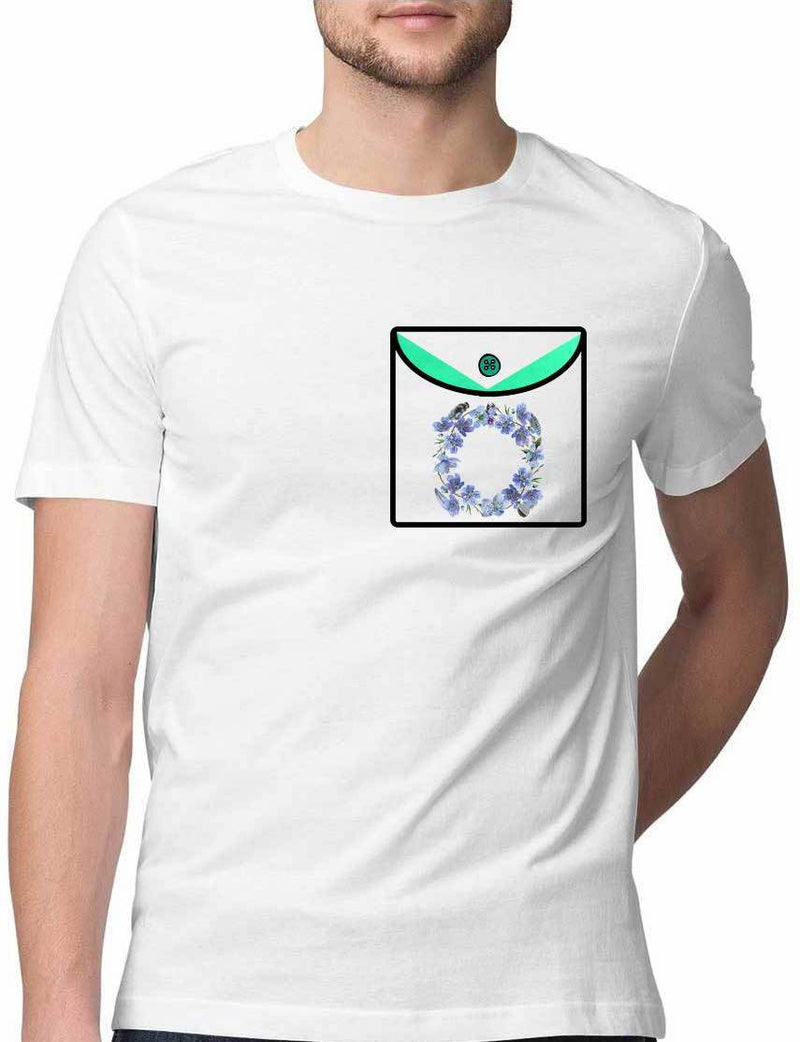 IN SINU TOTIUS MUNDI POCKET T SHIRT