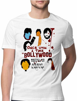 Once Upon A Time In Bollywood T SHIRT