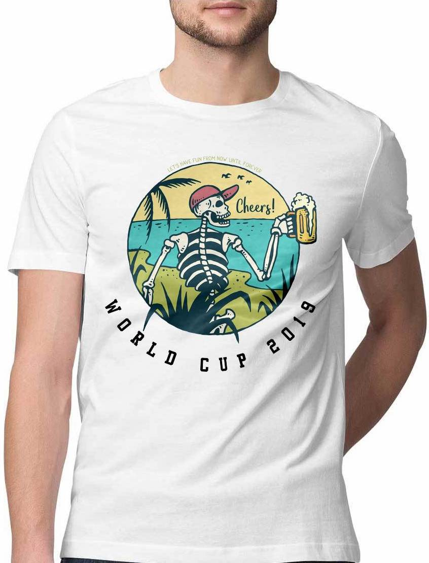 Cricket World Cup Cheers Men's T SHIRT