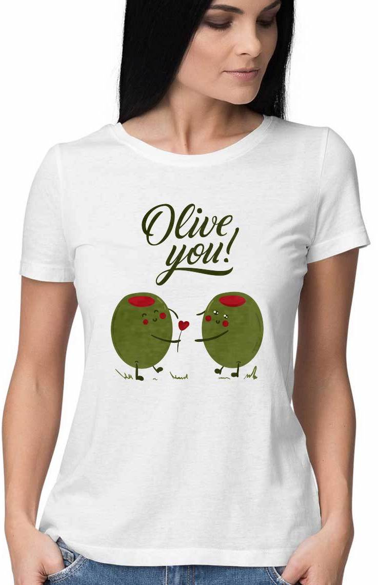 OLIVE YOU T SHIRT