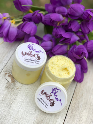 Body Butter (Various Scents)