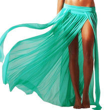 Chiffon Beach Dress - The Clothing Corp