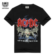 Men's AC/DC T-Shirts - The Clothing Corp
