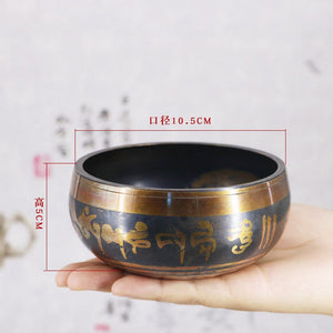 Tibetan Singing Bowl - The Clothing Corp