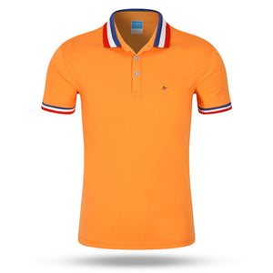 Men's Dudalina Cotton Polo Shirts - The Clothing Corp