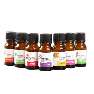 Pure & Natural Essential Oils - The Clothing Corp