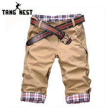 Men's Long Casual Shorts by Tangnest - The Clothing Corp