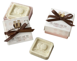 Bath Soap Owl - The Clothing Corp