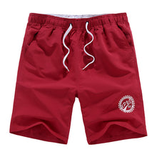 Men's Loose Elastic Beach Shorts Assorted Colours - The Clothing Corp