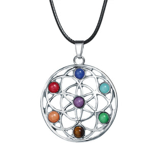 Chakra Necklace - The Clothing Corp