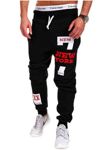 Men's 7/New York Sweatpants - The Clothing Corp