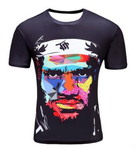 Men's Wicked Print T-Shirts Various Designs - The Clothing Corp