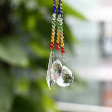 Chakra Crystal Ball Chandelier - The Clothing Corp