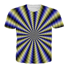 Men's 3D Optical Illusion T-Shirts - The Clothing Corp