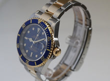 Load image into Gallery viewer, Rolex Two-Tone Submariner 16613 F