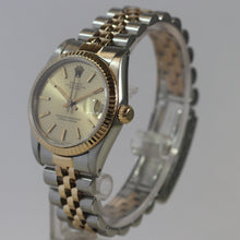 Load image into Gallery viewer, Rolex Steel and gold Two Tone Datejust Midsize 68273