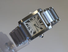 Load image into Gallery viewer, Cartier Tank Francaise Mid W51011Q3
