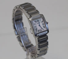 Load image into Gallery viewer, Cartier Tank Francaise Pink MOP W51028Q3