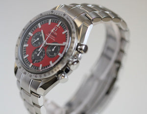 Omega Speedmaster Schumacher Legend
