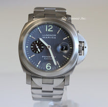 Load image into Gallery viewer, Panerai Pam 091 Titanium Anthracite Watch Mens