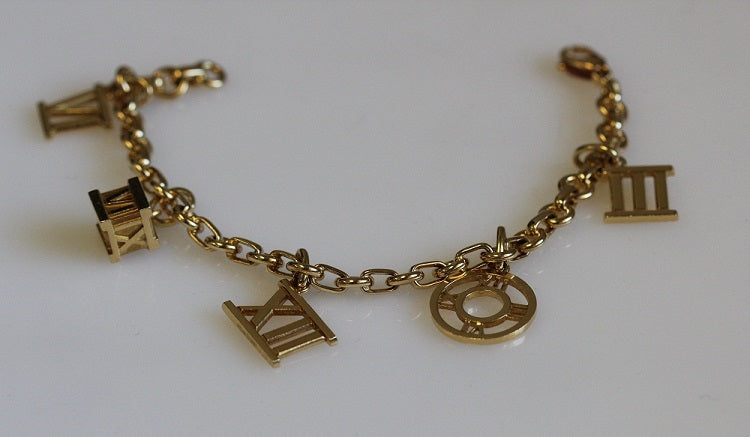 Tiffany Atlas Bracelet 18k Gold