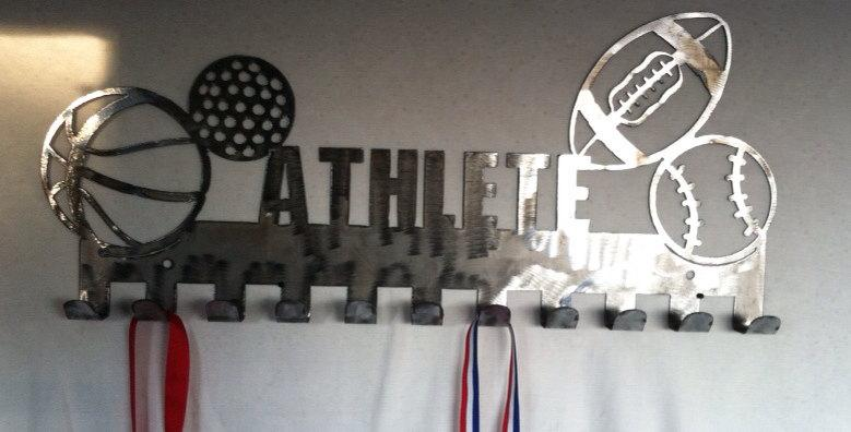 Athlete Medal Display