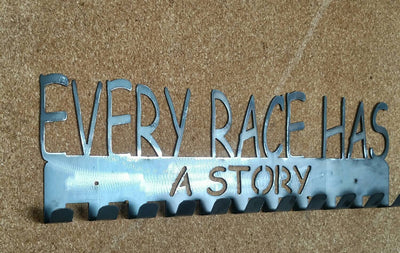 Every race has a story